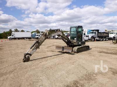 2012 BOBCAT E50 Midi Excavator (5 - 9.9 Tons)