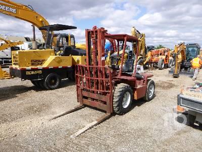 CLARK IT40 Forklift