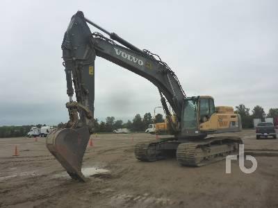 2012 VOLVO EC480D Hydraulic Excavator