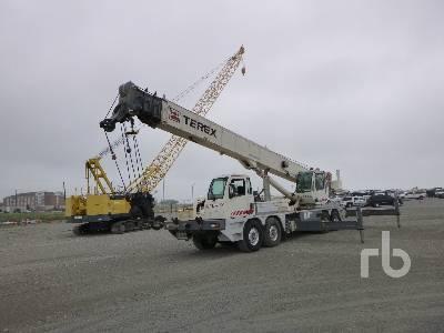 2006 TEREX T775 Hydraulic Truck Crane