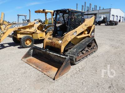 2005 CATERPILLAR 287B Multi Terrain Loader