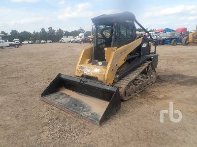2011 ASV PT100 2 Spd High Flow Multi Terrain Loader