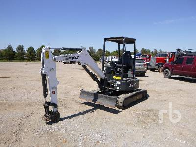 2019 BOBCAT E26-U Mini Excavator (1 - 4.9 Tons)