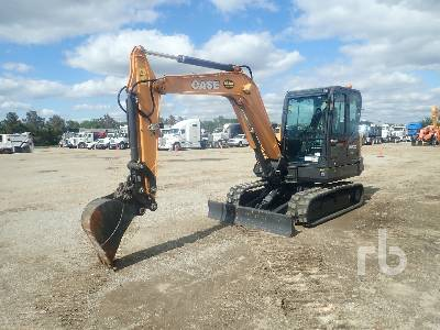 Unused 2021 CASE CX57C-U Mini Excavator (1 - 4.9 Tons)