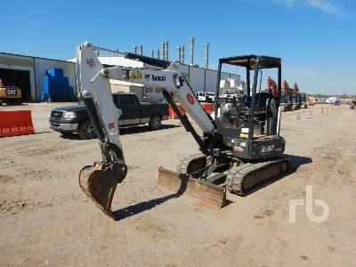 2020 BOBCAT E32-U Mini Excavator (1 - 4.9 Tons)