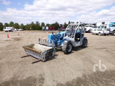 GENIE GTH5519 5500 Lb 4x4x4 Telescopic Forklift