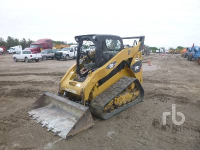 2014 CATERPILLAR 289D Compact Track Loader
