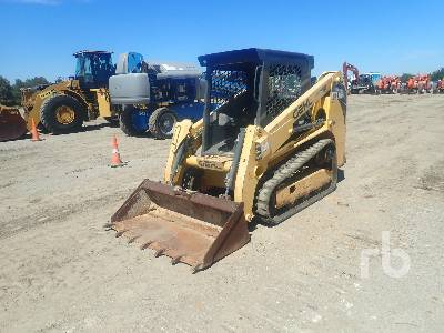 GEHL RT175 Compact Track Loader