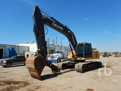 2010 JOHN DEERE 240D LC Hydraulic Excavator