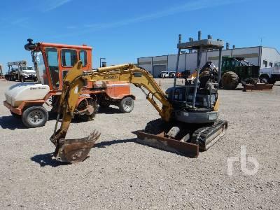 KOBELCO SK25SR-2 Mini Excavator (1 - 4.9 Tons)