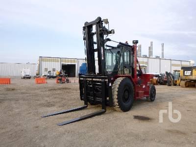 2008 TAYLOR TXB300L 30000 Lb Forklift