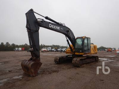 2010 JOHN DEERE 200D Hydraulic Excavator