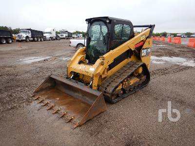 2014 CATERPILLAR 289D 2 Spd Compact Track Loader