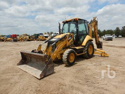 2012 CATERPILLAR 430FIT 4x4 Loader Backhoe