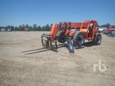 2012 SKYTRAK 10054 10000 Lb 4x4x4 Telescopic Forklift