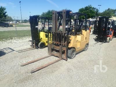 CATERPILLAR GC40K Forklift