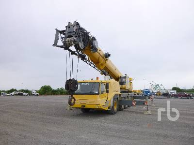 GROVE GMK5135 10x6x8 All Terrain Crane