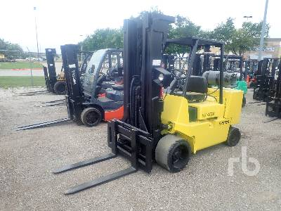 HYSTER S120XLS 12000 lb Forklift