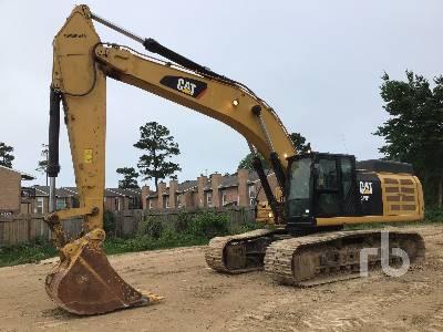 2016 CATERPILLAR 349FL Hydraulic Excavator