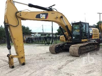 2017 CATERPILLAR 336FL Hydraulic Excavator