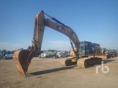 2014 CAT 349F L Hydraulic Excavator