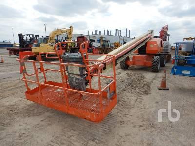 2013 JLG 800S 4x4 Boom Lift
