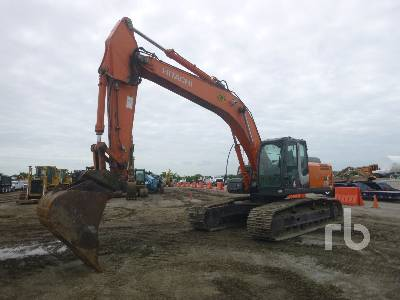 2011 HITACHI ZX270 LC-3 Hydraulic Excavator