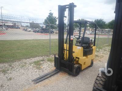 HYSTER S35XL Forklift