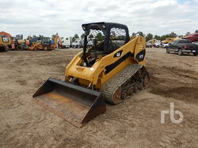 2009 CATERPILLAR 277C Multi Terrain Loader