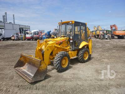 1994 JCB 210S 4x4 Loader Backhoe