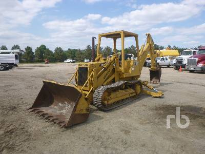 1985 CATERPILLAR 931B Z Crawler Loader