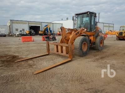 2007 CASE 621F Wheel Loader
