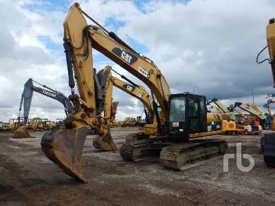 2012 CATERPILLAR 320DL Hydraulic Excavator