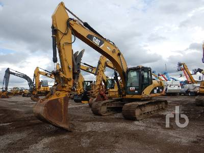 2010 CATERPILLAR 320DL Hydraulic Excavator