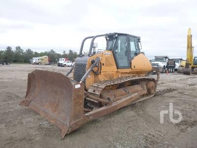 2014 CASE 2050M XLT Crawler Tractor