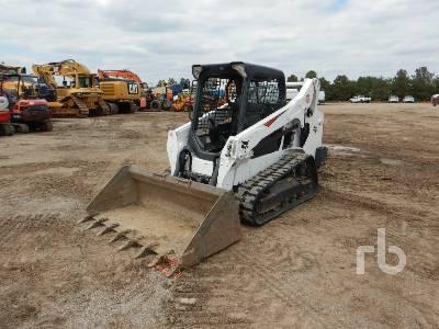 2018 BOBCAT T595 2 Spd Compact Track Loader