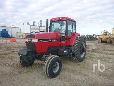 1988 CASE 7130 International 2WD Tractor