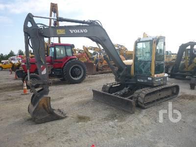 VOLVO ECR88 Midi Excavator (5 - 9.9 Tons)