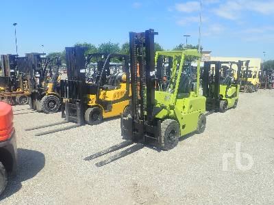 CLARK C500Y50 5000 Lb Forklift