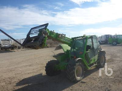 2015 MERLO P28.8T0P Telescopic Forklift