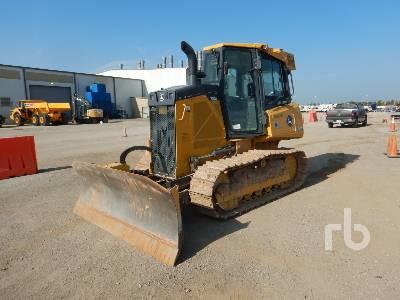 2019 JOHN DEERE 550K Crawler Tractor