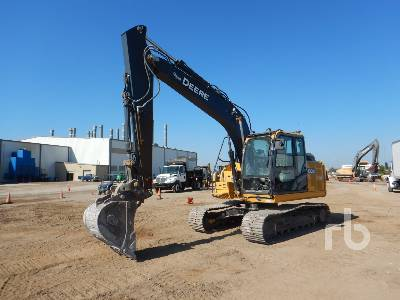 2019 JOHN DEERE 130G LC Hydraulic Excavator