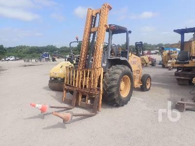 1992 CASE 586G Rough Terrain Forklift