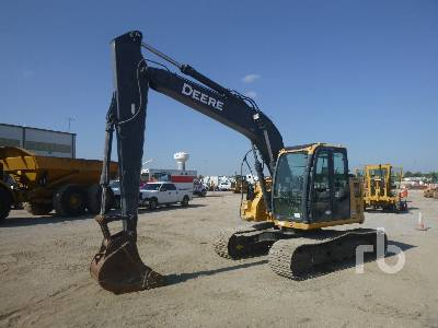 2012 JOHN DEERE 135DX Hydraulic Excavator