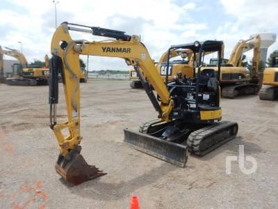YANMAR VIO35-6A Mini Excavator (1 - 4.9 Tons)
