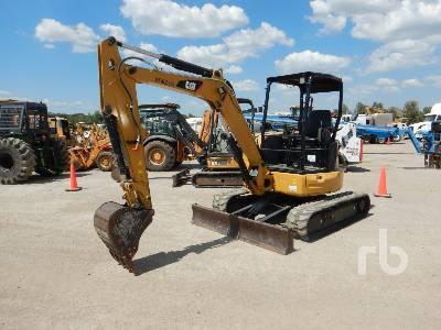 2017 CATERPILLAR 304E2 CR Mini Excavator (1 - 4.9 Tons)