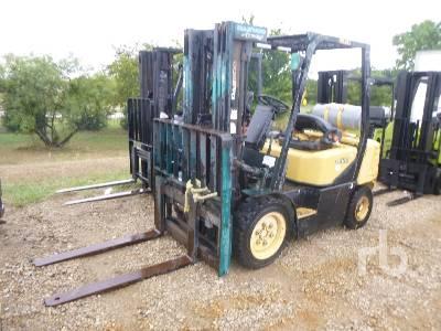 DOOSAN G30E-3 6000 Lb Forklift