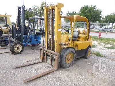 HYSTER H650B 6000 Lb Forklift