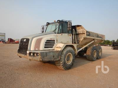 2004 TEREX TA30 6x6 Articulated Dump Truck