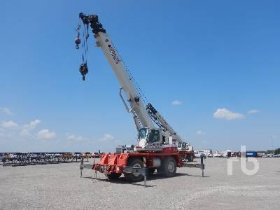 2012 LINK-BELT RTC-8030 30 Ton 4x4x4 Rough Terrain Crane